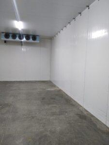 Холодильные камеры различного температурного режима от 50 до 250м²